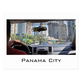Postcard from Panama City