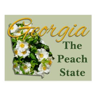 Postcard - GEORGIA
