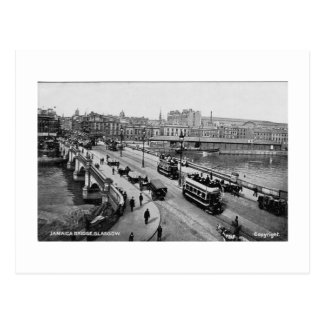 Postcard, Glasgow, Jamaica Bridge Postcard