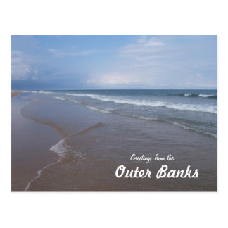 Postcard - Greetings from the Outer Banks