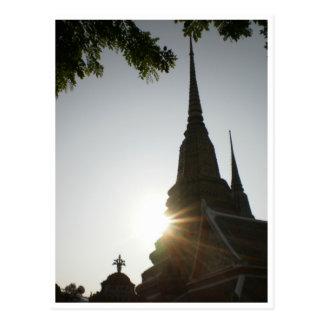 Postcard Ho Phra Kheow