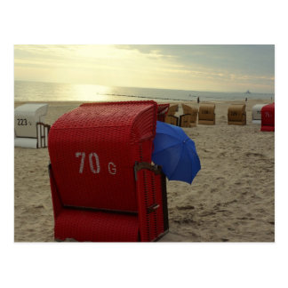 Postcard - Holliday