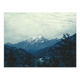 Postcard Horizontal Cascade Mountains