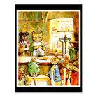 Postcard-Kids Art-Beatrix Potter 10 Postcard