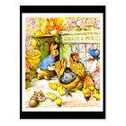 Postcard-Kids Art-Beatrix Potter 2 Postcard