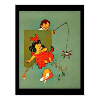 Postcard-Kids-William Warren Denslow 37 Postcard