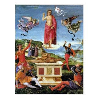 Postcard: Kinnaird Resurrection Postcard