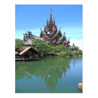 Postcard Laos