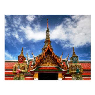 Postcard Large De luxe hotel Giants, Bangkok,