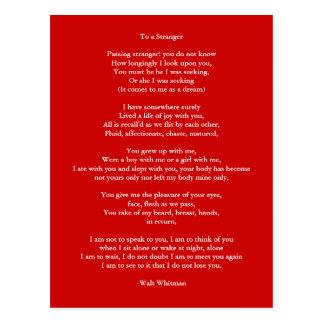 Postcard-Love Art-Love Poem 4