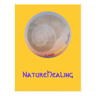 Postcard ~ Love Mother Earth