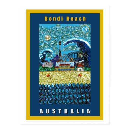 Postcard   Luna Bondi   Bondi Beach