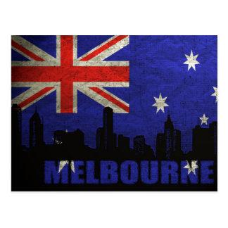 Postcard Melbourne
