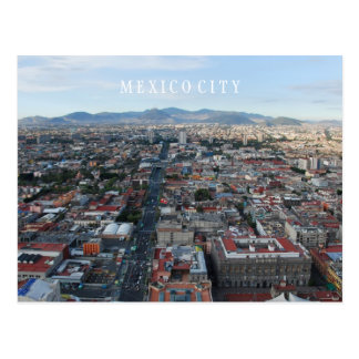 Postcard | Mexico - Mexico City
