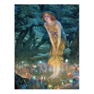 Postcard: Midsummer's Eve Postcard