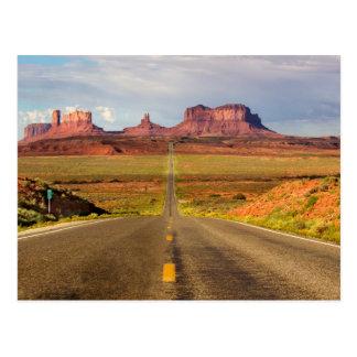Postcard Monument Valley Utah ~the Navajo Nation