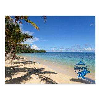 Postcard Namena Marine Reserve