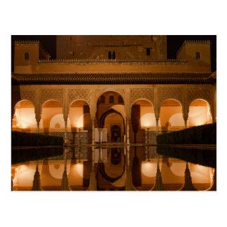 Postcard Nasride De luxe hotel, Andalusia Spain