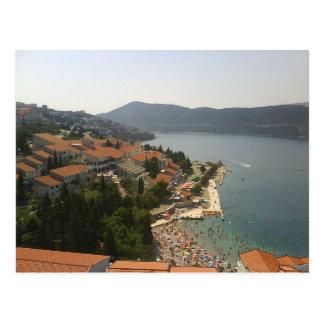 Postcard Neum City, Bosnia and Herzegovina