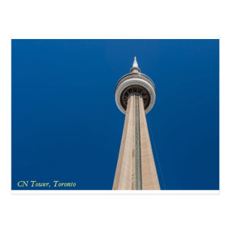 Postcard of CN Tower, Toronto, Ontario, Canada