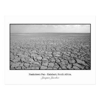 Postcard of Salt Pan
