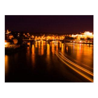Postcard Prague, Charles Bridge, Czech Republic