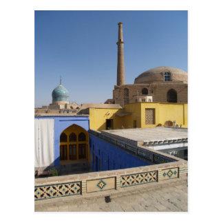 Postcard Roofs, Isfahan, Iran