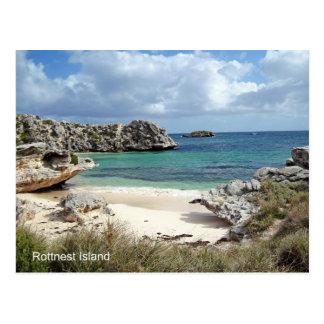 POSTCARD - Rottnest Island Western Australia