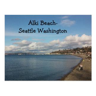 Postcard- Seattle Washington Postcard