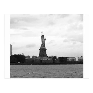 Postcard: Statue of Liberty Postcard
