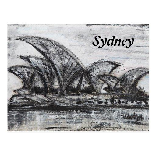 Postcard Sydney