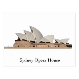 Postcard: Sydney Opera House: