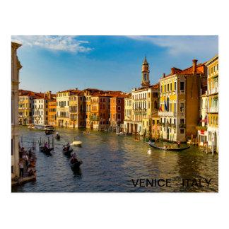 postcard Venice, Italy