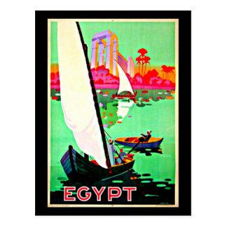 Postcard-Vintage Travel-Egypt Postcard