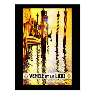 Postcard-VIntage Travel-Venice Postcard