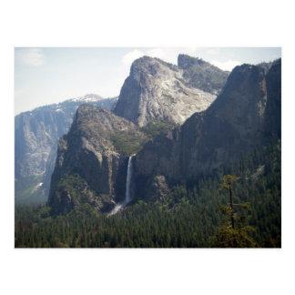 Postcard: Yosemite Postcard