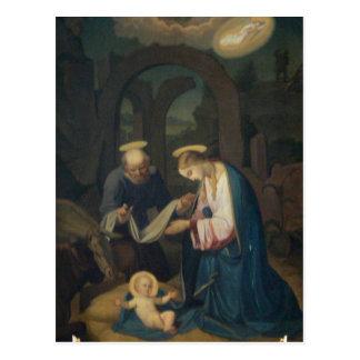 Postcards (Blank/Custom): Birth of Christ