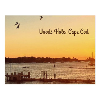 Postcards from Cape Cod (Woods Hole)