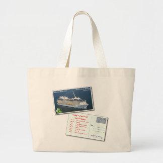 Postcards Tote Bag