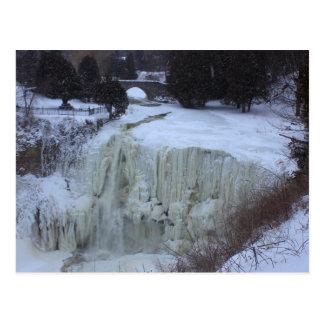 Postcards,Webster Falls, Hamilton, Ontario, Canada Postcard