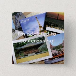 Postcrossing fan badge