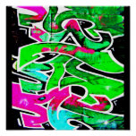 Poster-Abstract/Misc-Graffiti Gallery 14 Poster