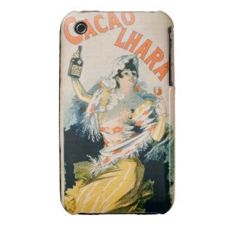 Poster advertising 'Lhara Creme de Cacao', Digon ( iPhone 3 Case
