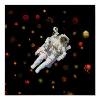 Poster - Astronaut