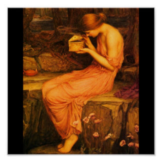 Poster-Classic Art-Waterhouse 16 Poster