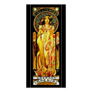 Poster-Classic/Vintage-Alphonse Mucha 112 Poster