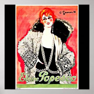 Poster-Classic/Vintage-Charles Gesmar 22 Poster