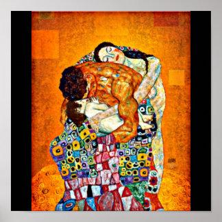 Poster-Classic/Vintage-Gustav Klimt 13 Poster