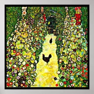 Poster-Classic/Vintage-Gustav Klimt 2 Poster