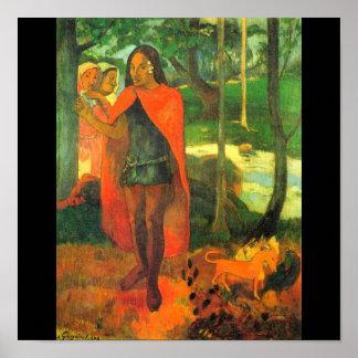 Poster-Classic/Vintage-Paul Gauguin 24 Poster